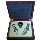 Wine Bottle Opener Set Gift Box-GFR2L