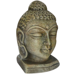 Divine Lord Buddha Face Idol