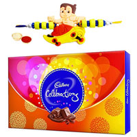 Charismatic Gift Pack of Sensational Chocolate from Celebration