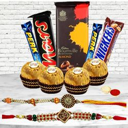 Cuddle-with-Delight Raksha Bandhan Medley