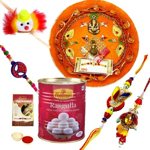 Sweet Rakhi Surprises