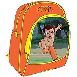 Chota Bheem School Bag