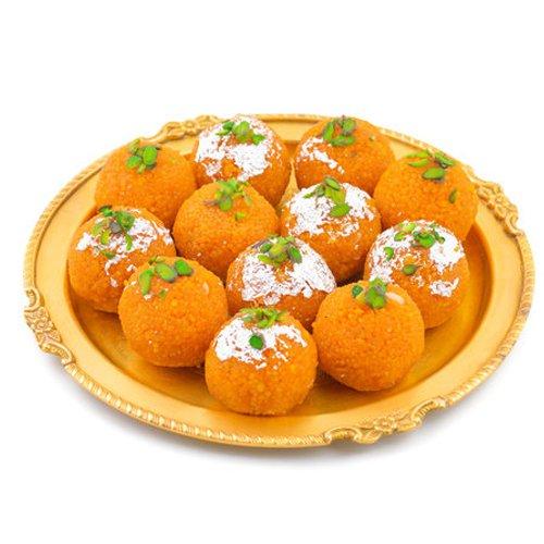 Motichur Ladoo from Haldiram / Reputed Sweet Shop