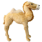Delightful Standing Camel Soft Toy