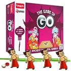 Arresting Funskool Game of Go with 4 Chota Bheem Rakhi and Roli Tilak Chawal