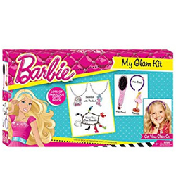 Barbie�s Frolicsome Garnish Multi Color Glam Kit