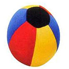 Part Multi – Colored Balls for Kids