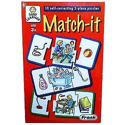 Frank-Match It Puzzle