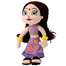 Wonderful Dancing Chutki Soft Toy