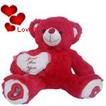 Charming Valentine Special Teddy Bear