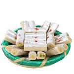 Delightful Kaju Rolls